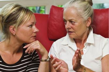 Ako (ne)rozumieť emóciám starnúcich rodičov