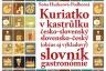 Slovensko-český slovník - ukážky