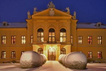 Prvý adventný víkend na zámku Eckartsau