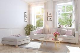 Praktická a štýlová obývačka