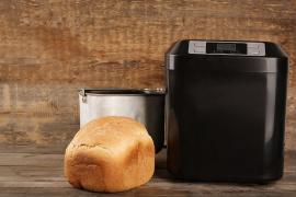 Každé ráno s voňavým chlebom z domácej pekárničky
