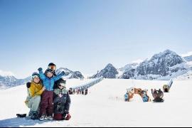 Skvelá lyžiarska ponuka pre rodiny s deťmi